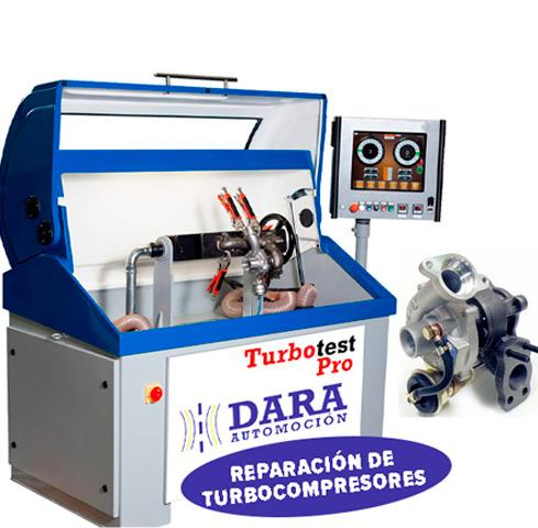 Reparación de turbo en Sevilla Dara Automoción